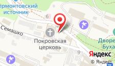Спа-отель Княжна Мери на карте
