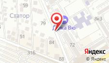 Апарт-отель Апарт-отель Дежа Вю на карте