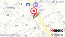 Отель Diamond на карте