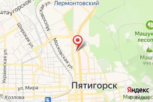 Адрес Кавминводыэлектромонтаж на карте