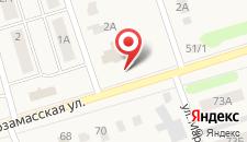Гостиница ВалентинА на карте