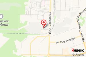 Адрес НижегородЭнергоГазРасчет, абонентский пункт в Володарском районе на карте
