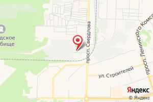 Адрес Газпром межрегионгаз Нижний Новгород, Дзержинское отделение отдела режимов газоснабжения на карте