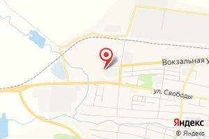 Адрес Комби-Сервис на карте
