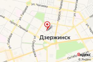Адрес Газстройсервис на карте