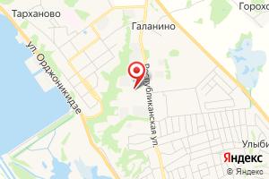 Адрес НижегородЭнергоГазРасчет, абонентский пункт в Городецком районе на карте