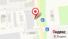 Гостиница Рублевъ на карте