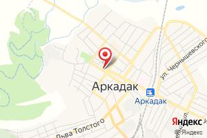 Адрес Саратовэнерго на карте