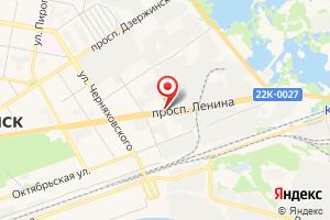 Адрес Газпром газораспределение Нижний Новгород, филиал в городе Дзержинск на карте