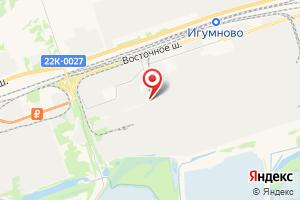 Адрес Ремстроймонтаж на карте