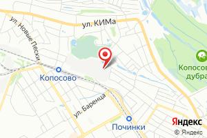 Адрес Резервуар чистой воды № 2 на карте