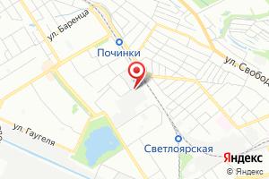 Адрес Сормовский водопроводный участок Нижегородский водоканал на карте
