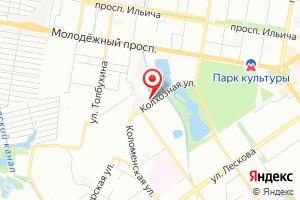 Адрес Теплый дом на карте