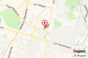 Адрес НижегородЭнергоГазРасчет на карте