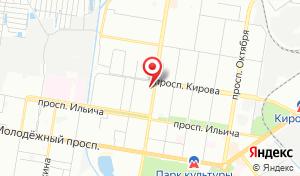 Адрес Трансформаторная подстанция № 58