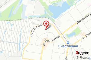 Адрес Нижегородский водоканал на карте