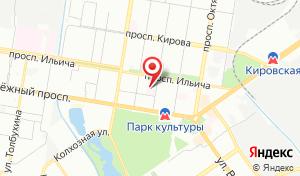 Адрес Трансформаторная подстанция № 31