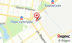 Расположение Ингосстрах-М на карте