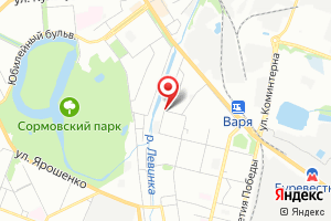 Адрес Израильшанс на карте
