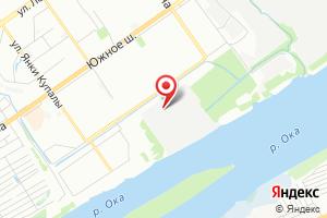 Адрес Резервуар чистой воды № 4 на карте