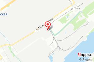 Адрес Резервуар чистой воды на карте