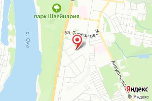 Адрес ВНС на карте