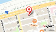 Хостел Конференц Дом на карте