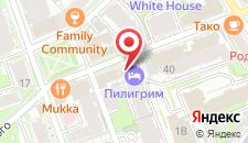 Мини-отель Пилигрим-NN на карте