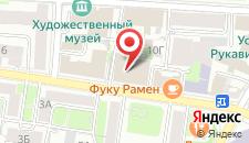 Отель Rocco на карте