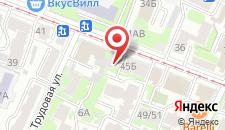 Гостевой дом Сергеевский филиал Нагорный на карте