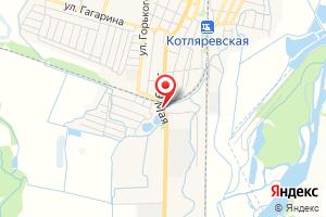 Адрес Газпром газораспределение Нальчик, филиал в Майском районе на карте