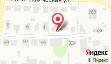 Мини-отель Александровская слобода на карте