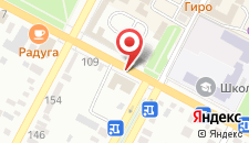 Отель Айсберг на карте