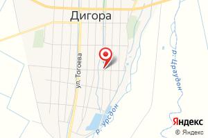 Адрес МП Дигорская Городская Сетевая компания на карте