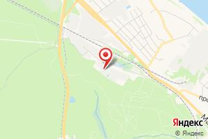 Адрес РЭС на карте