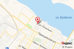 Адрес ГРО Ставропольского края, АО Буденновскгазпромбытсервис на карте