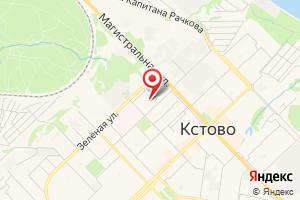 Адрес НижегородЭнергоГазРасчет, абонентский пункт в Кстовском районе на карте