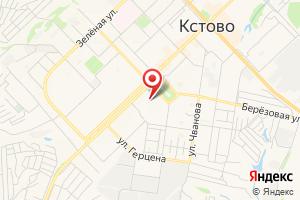 Адрес Трансформаторная подстанция № 1125 на карте