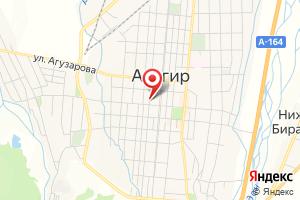 Адрес Аварийная Служба, Энергоресурс на карте