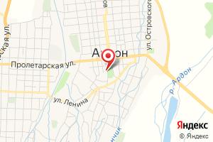 Адрес Газпром межрегионгаз Владикавказ, территориальный участок Ардонского района на карте