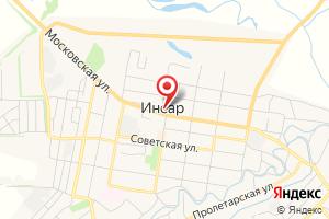 Адрес Газпром межрегионгаз Саранск, территориальный пункт г. Инсар на карте