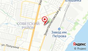 Адрес Производственное отделение Волгоградские электрические сети, филиал МРСК Юга - Волгоградэнерго