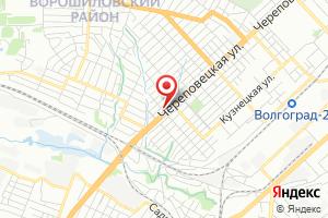 Адрес Городская газовая служба на карте