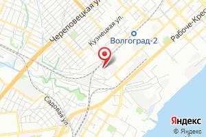 Адрес Концессии водоснабжения на карте