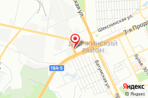 Адрес Волгоградгоргаз МГП № 2 на карте