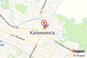 Адрес Газпром межрегионгаз Саратов, отделение по Калининскому, Екатериновскому и Лысогорскому р-нам на карте