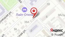 Отель Lite Hotel на карте