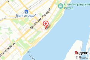 Адрес Водоочистная станция Центрального района на карте
