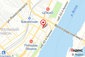 Адрес Регионгазволгоград на карте