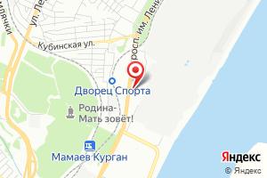 Адрес Гипрониигаз на карте